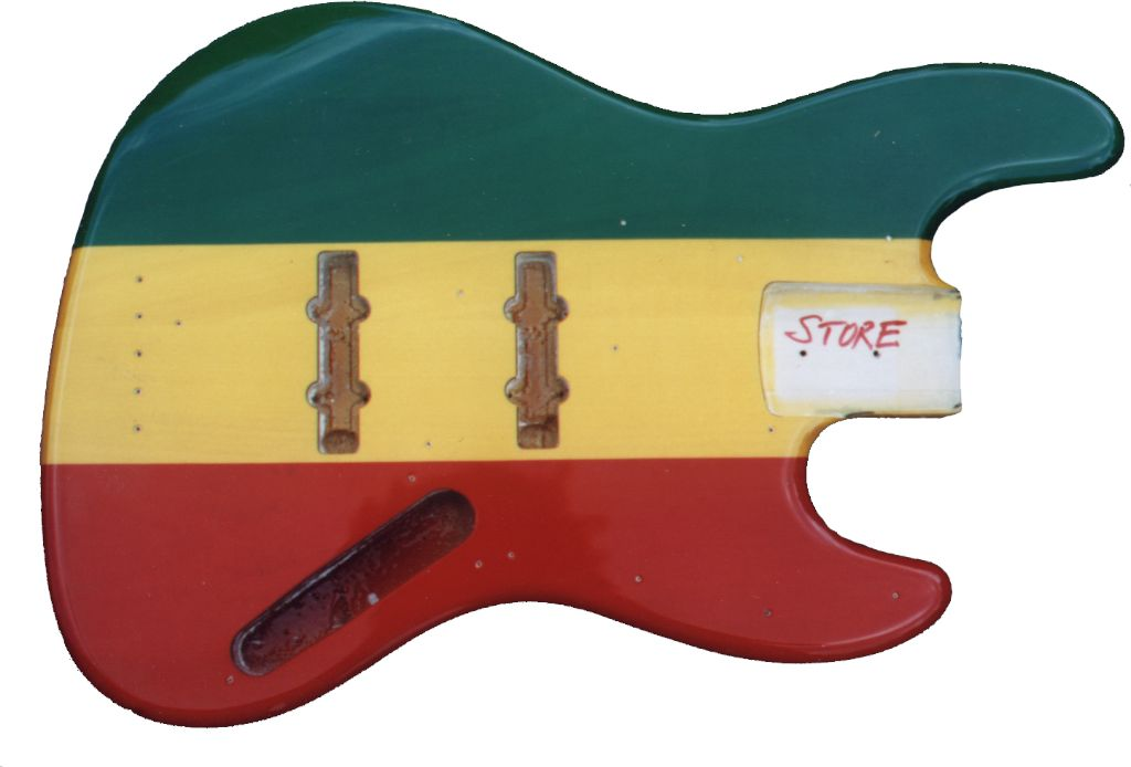 JB reggae style