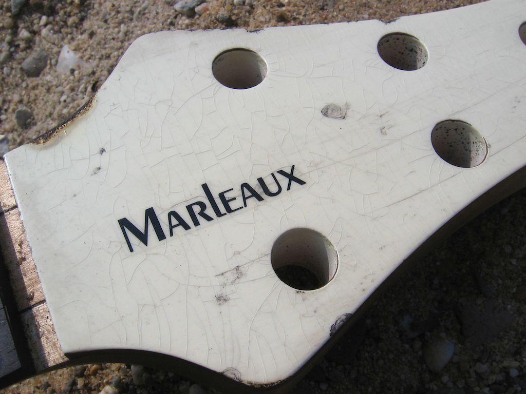Marleaux aged 3