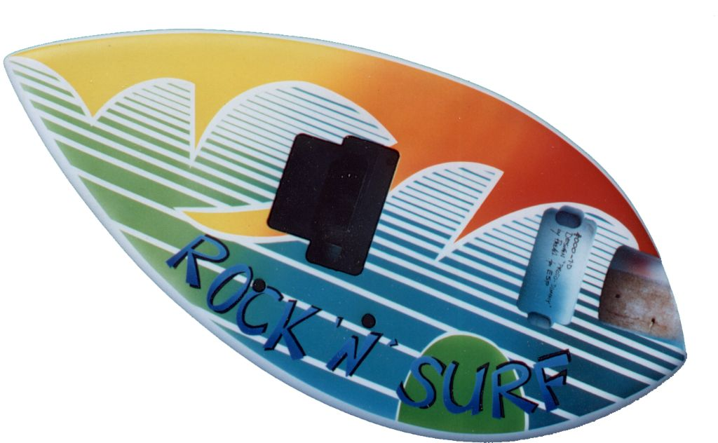 Surfcaster prototype 4 ESP