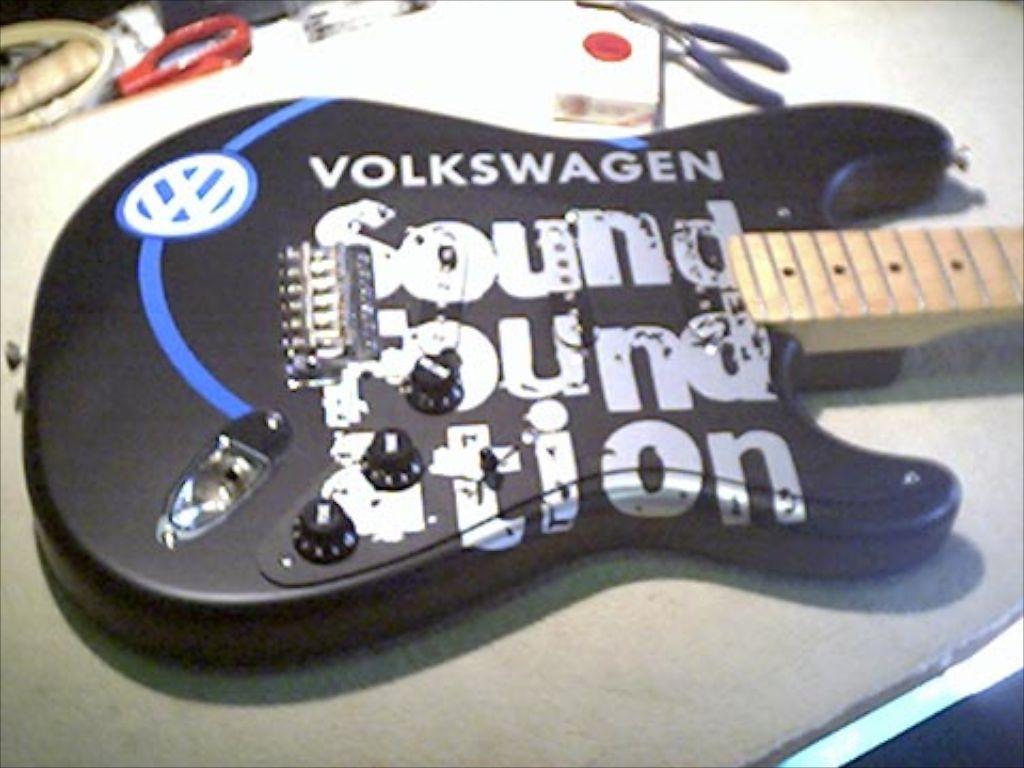 VW sound foundation